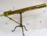 Продаётся уникальный  антикварный телескоп братьев Bardou.
